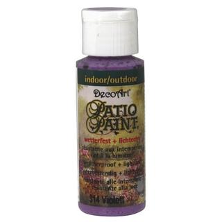 Acrylique Patio Paint 59 ml violet