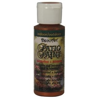 Acrylique Patio Paint 59 ml cuivre brillant