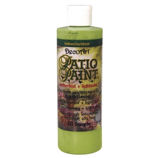Acrylique Patio Paint 236 ml vert gazon