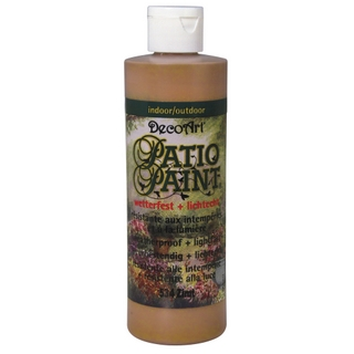 Acrylique Patio Paint 236 ml cannelle
