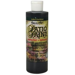 Acrylique Patio Paint 236 ml noir