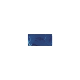 Pierres strass en plastique, 5 mm ø, boîte 60 pces saphir