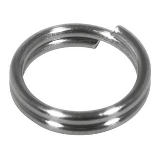 Anneau fendu en acier inox,, 8mm ø, sct,-LS 20 pces platine
