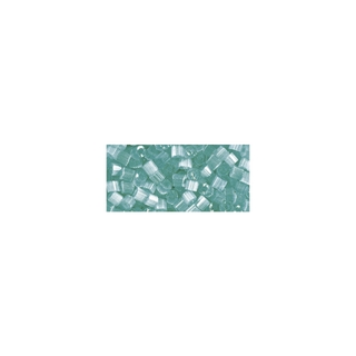 Chevilles en verre, transparent, 2x2 mm jade
