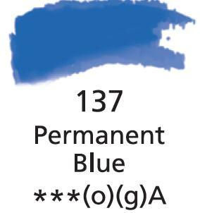 Aquarelles Extra-Fines Artist's Permanent Blue (A)
