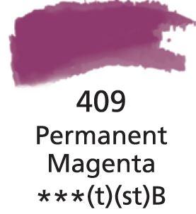 Aquarelles Extra-Fines Artist's Permanent Magenta (B)