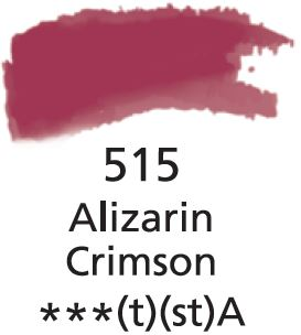 Aquarelles Extra-Fines Artist's Alizarin Crimson (A)