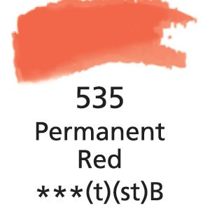 Aquarelles Extra-Fines Artist's Permanent Red (B)