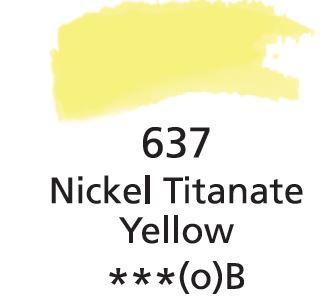 Aquarelles Extra-Fines Artist's Nickel Titanate Yellow (B)
