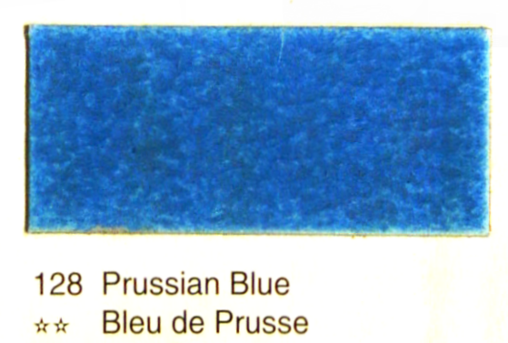 Aquarelle Espanoleto extra-fine tube 8 ml BLEU DE PRUSSE