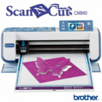 ScanNCut CM840 Brother Art-Style Le Beausset